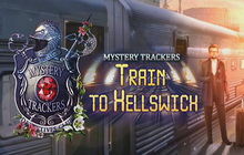 Mystery Trackers: Train to Hellswich Badge