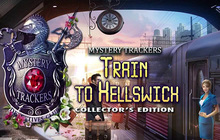 Mystery Trackers: Train to Hellswich Collector's Edition Badge