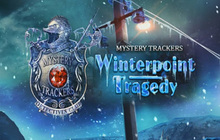 Mystery Trackers: Winterpoint Tragedy Badge