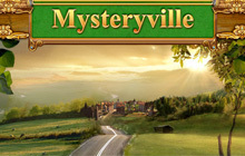 Mysteryville Badge
