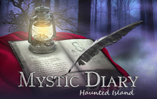 Mystic Diary: Haunted Island Badge