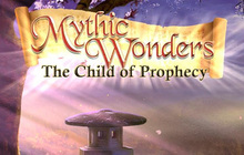 Mythic Wonders: Child of Prophecy Badge
