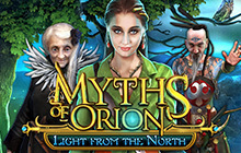 Myths of Orion: Light from the North Badge