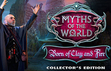 Myths of the World: Born of Clay and Fire Collector's Edition Badge