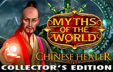 Myths of the World: Chinese Healer Collector's Edition Badge