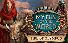 Myths of the World: Fire of Olympus Badge