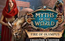 Myths of the World: Fire of Olympus Collector's Edition Badge