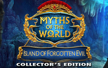 Myths of the World: Island of Forgotten Evil Collector's Edition Badge