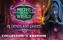 Myths of the World: Of Fiends and Fairies Collector's Edition Badge
