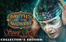 Myths of the World: Spirit Wolf Collector's Edition Badge