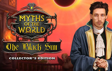 Myths of the World: The Black Sun Collector's Edition Badge