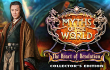 Myths of the World: The Heart of Desolation Collector's Edition Badge