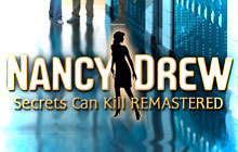 Nancy Drew: Secrets Can Kill REMASTERED Badge