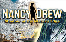 Nancy Drew: Shadow at the Water's Edge Badge