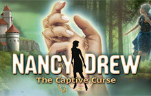 Nancy Drew: The Captive Curse Badge