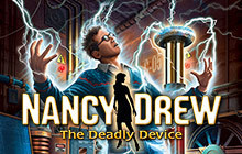 Nancy Drew: The Deadly Device Badge
