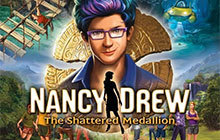 Nancy Drew: The Shattered Medallion Badge