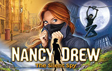 Nancy Drew: The Silent Spy Badge