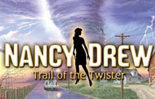 Nancy Drew: Trail of the Twister Badge