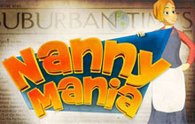 Nanny Mania Badge