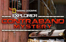 Nat Geo Explorer: Contraband Mystery Badge