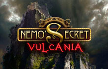 Nemo's Secret: Vulcania Badge