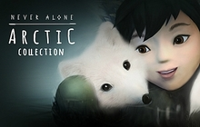 Never Alone Arctic Collection Badge