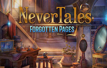Nevertales: Forgotten Pages Badge