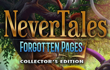 Nevertales: Forgotten Pages Collector's Edition Badge