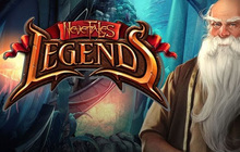 Nevertales: Legends Badge