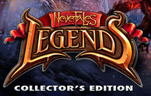Nevertales: Legends Collector's Edition Badge