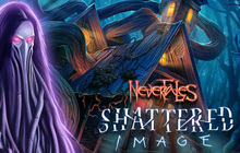 Nevertales: Shattered Image Badge