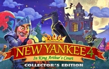New Yankee in King Arthur's Court 4 Collector's Edition Badge