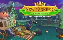 New Yankee in King Arthur's Court 5 Collector's Edition Badge