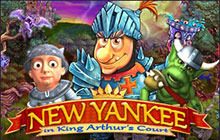 New Yankee in King Arthur's Court Badge