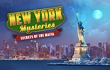 New York Mysteries: Secrets of the Mafia Collector's Edition Badge