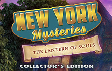 New York Mysteries: The Lantern of Souls Collector's Edition Badge