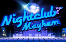 Nightclub Mayhem Badge