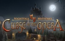 Nightfall Mysteries: Curse of the Opera Badge