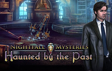 Nightfall Mysteries: Haunted by the Past Badge