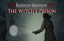 Nightmare Adventures: The Witch's Prison Badge