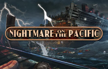 Nightmare On The Pacific Badge