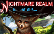Nightmare Realm: In the End... Badge