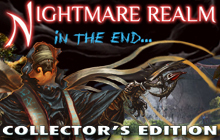 Nightmare Realm: In the End Collector's Edition Badge