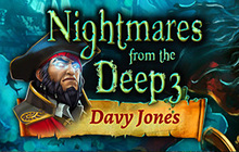Nightmares from the Deep: Davy Jones Badge