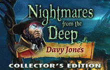 Nightmares from the Deep: Davy Jones Collector's Edition Badge