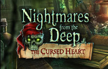 Nightmares From The Deep: The Cursed Heart Badge