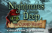 Nightmares From The Deep: The Cursed Heart Collector's Edition Badge