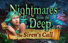 Nightmares from the Deep: The Siren's Call Badge