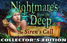 Nightmares from the Deep: The Siren's Call Collector's Edition Badge